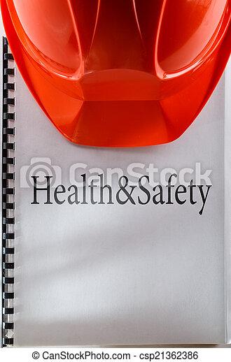 Salud y seguridad con casco - csp21362386