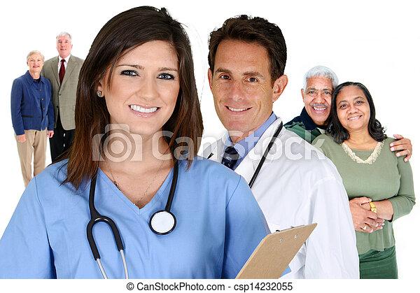Salud en casa - csp14232055