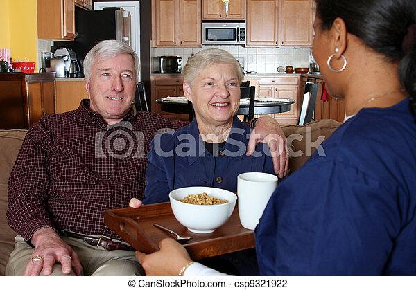 Salud en casa - csp9321922