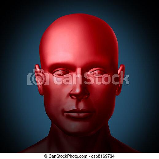 Salud mental - csp8169734
