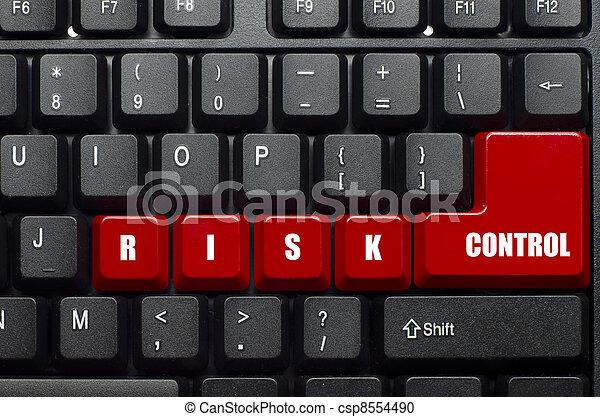 Una campaña de seguridad - csp8554490