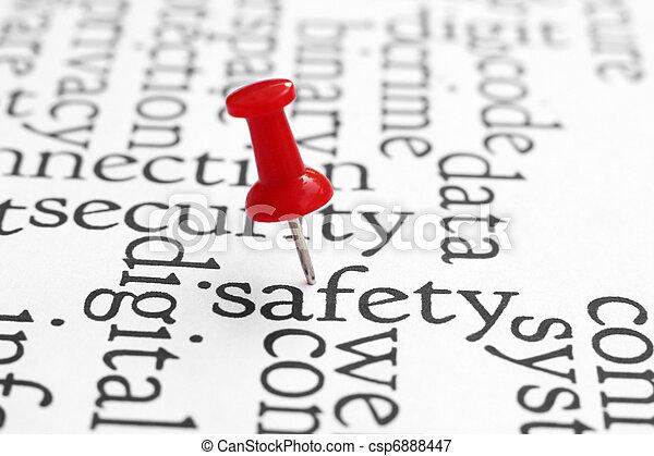 Seguridad - csp6888447