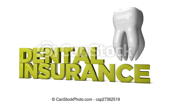 Seguro dental - csp27362519
