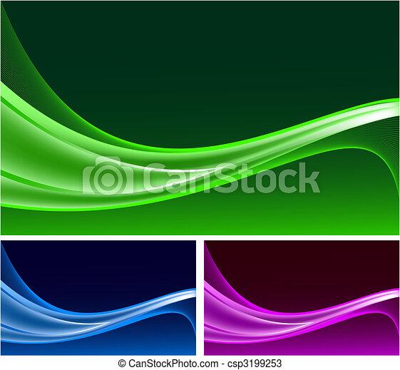 Set de antecedentes abstractos vector - csp3199253