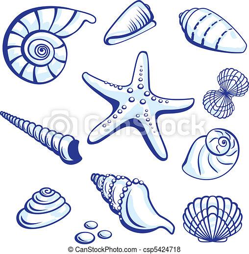 Set de mar - csp5424718