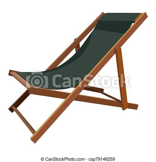 silla, cubierta - csp79146259