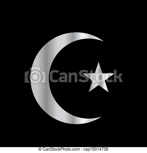 Simbolo del Islam - csp15014739