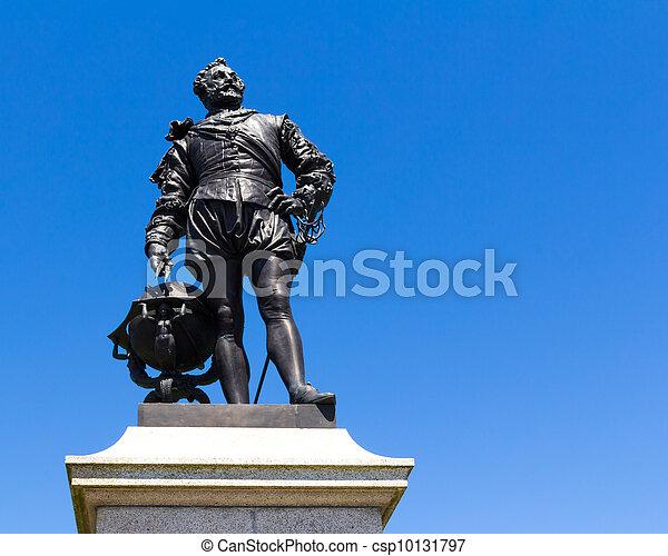 Sir Francis Drake - csp10131797