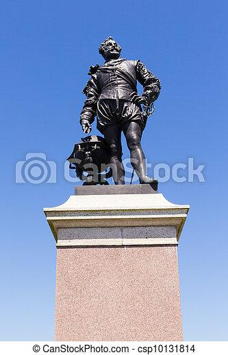 Sir Francis Drake - csp10131814