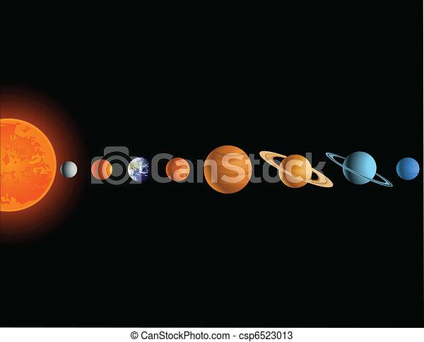 Sistema solar - csp6523013