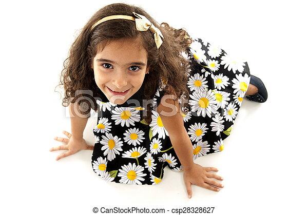 Un niño berreando - csp28328627