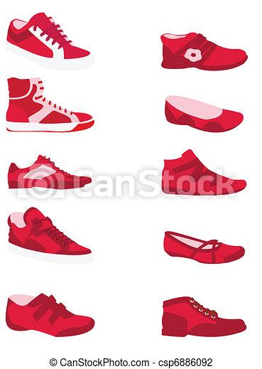 Sneakers - csp6886092