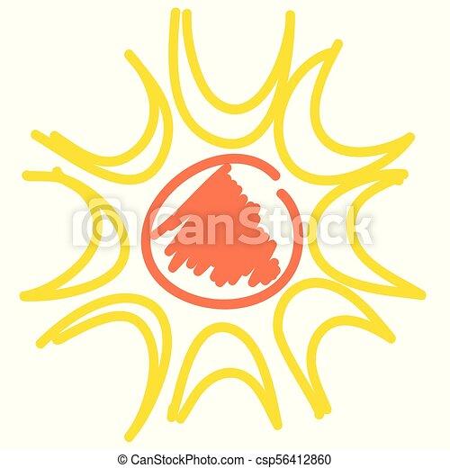 icono solar - csp56412860
