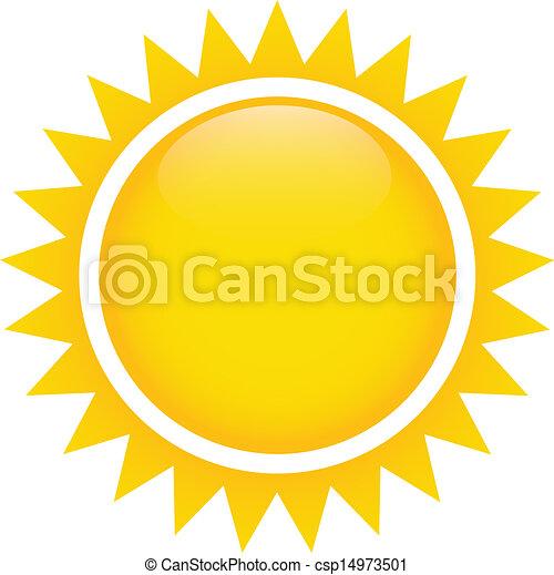 Sol absoluto - csp14973501