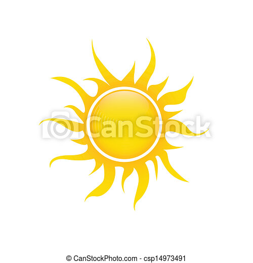 Sol absoluto - csp14973491