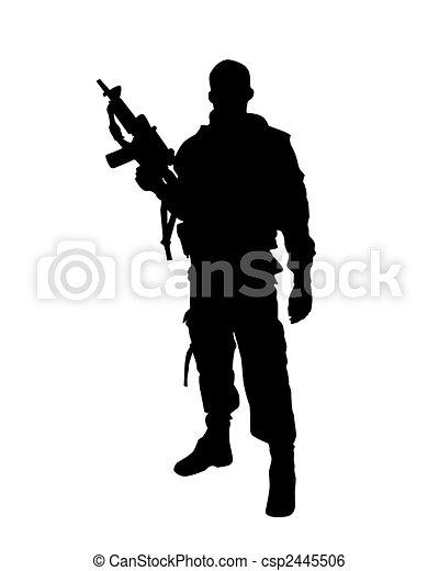 Soldado - csp2445506