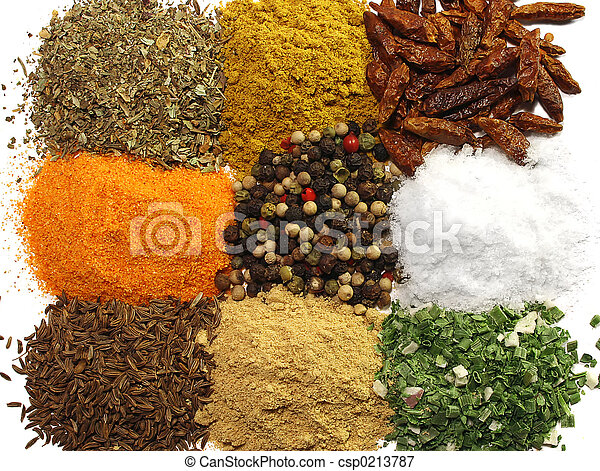 Spices - csp0213787