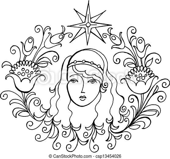Star, venus - csp13454026
