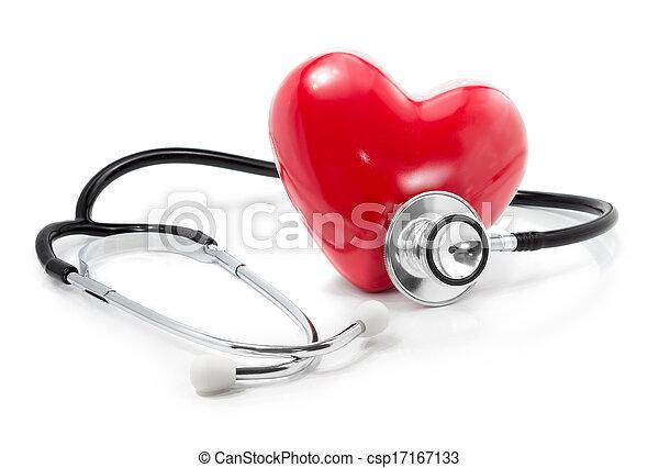 Escucha a tu corazón: Salud - csp17167133
