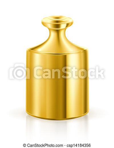 El más alto nivel del oro - csp14184356