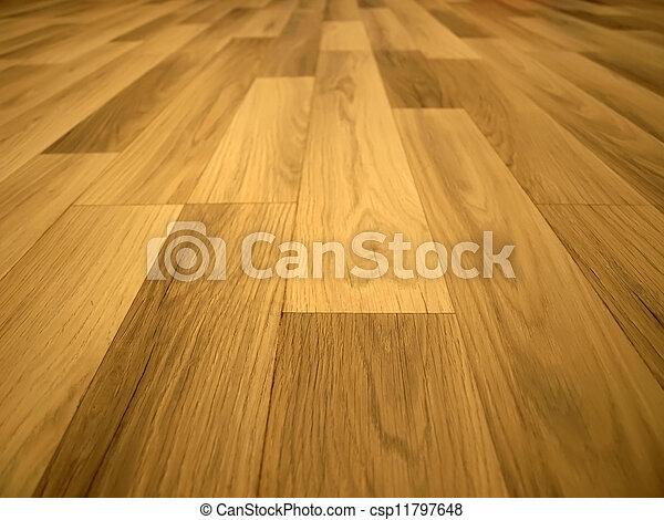 Laminada tabla de piso - csp11797648