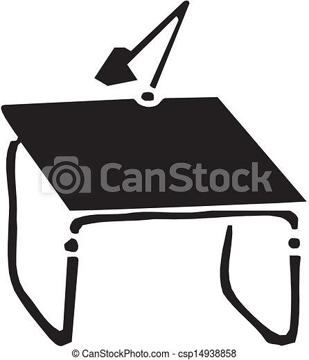 Dibujando el vector de mesa - csp14938858