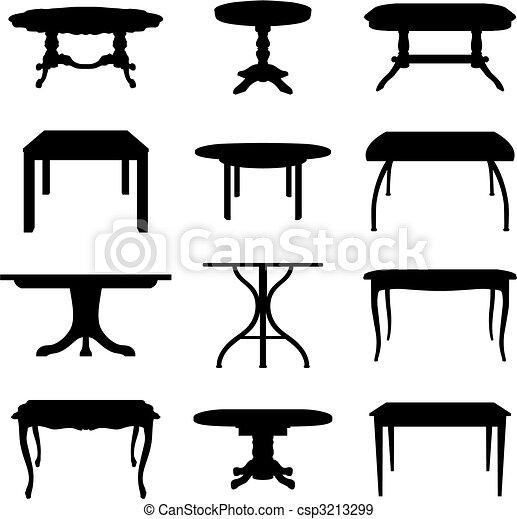 Tables listos - csp3213299