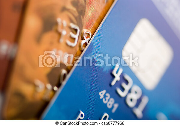Tarjetas de crédito - csp0777966