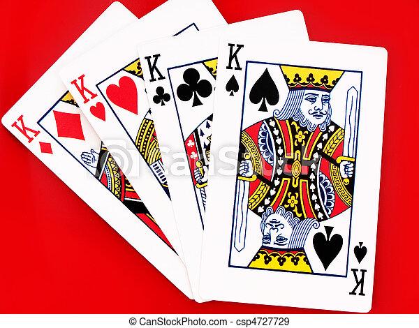 4 cartas - csp4727729