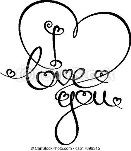 Te quiero - csp17899315