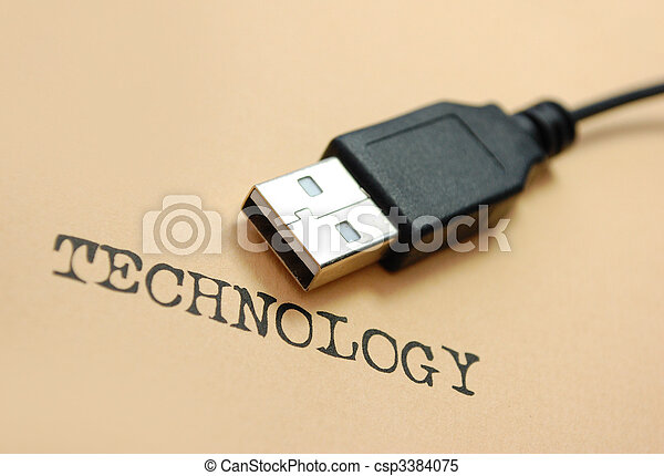 Tecnología - csp3384075