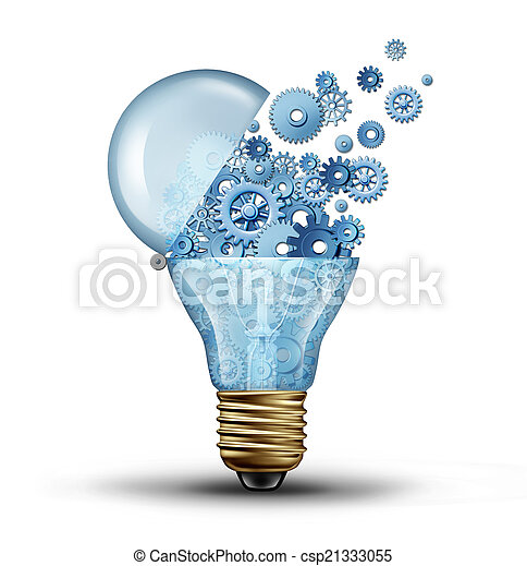 Tecnología creativa - csp21333055