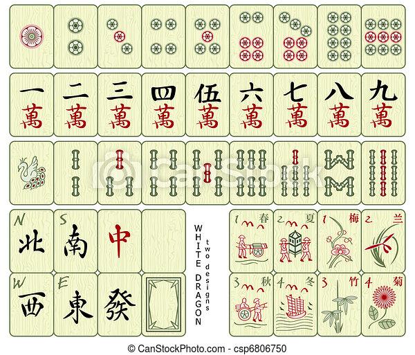 Tejas Mahjong - csp6806750