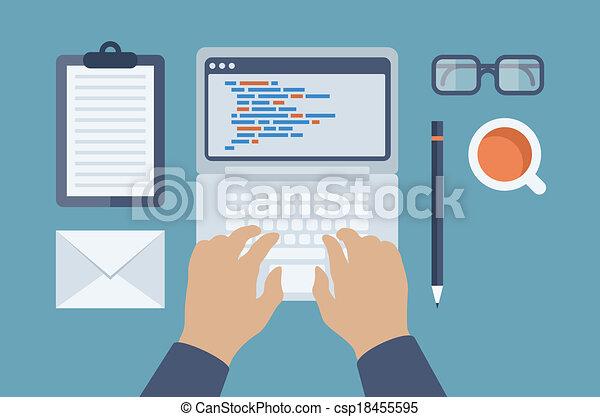 Telaraña y programación HTML - csp18455595