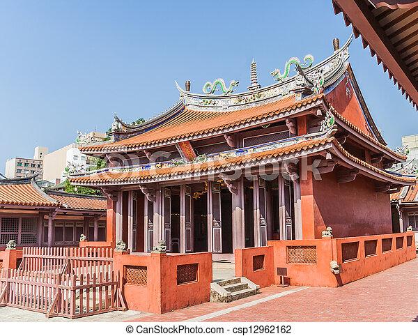 Templo Confucio - csp12962162