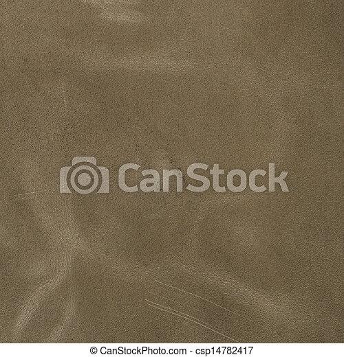 textura de chamois marrón - csp14782417