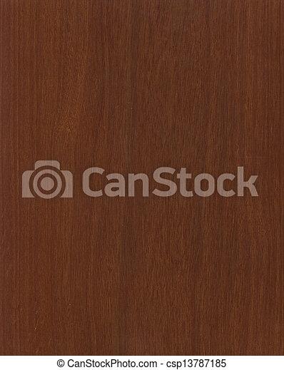 textura de madera - csp13787185