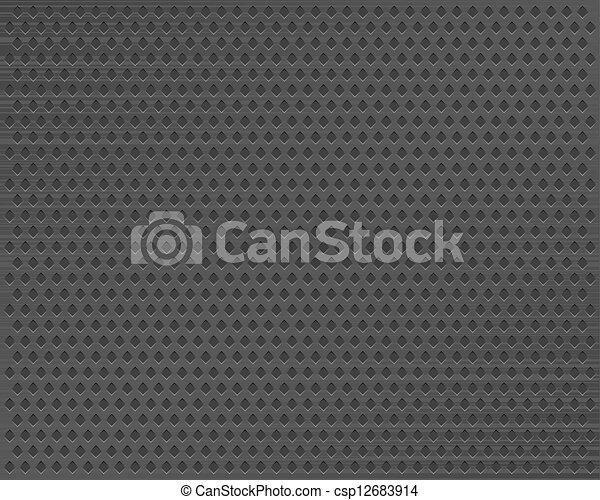 Textura de metal 4 - csp12683914