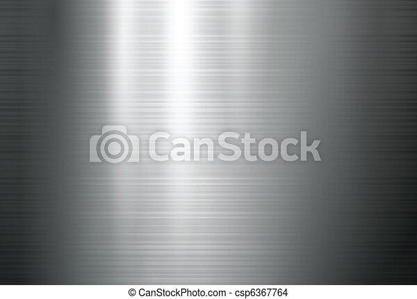 Textura de metal - csp6367764