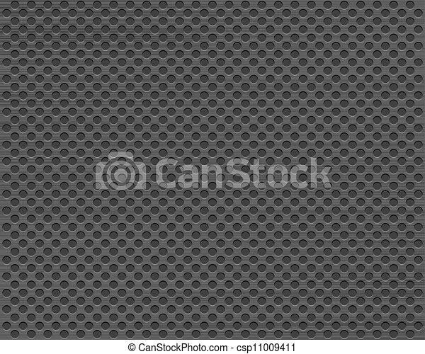 textura metálica - csp11009411