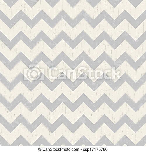 Textura retro zig zag sin costura - csp17175766
