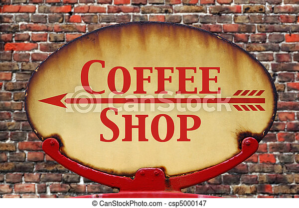 La cafetería de los carteles - csp5000147