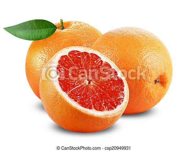 Grapefruit - csp20949931