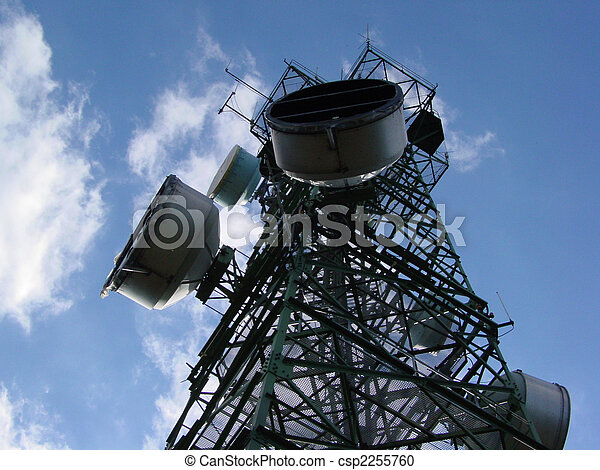 Torre de comunicaciones - csp2255760