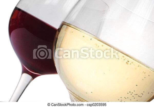 Tostadas de vino - csp0203595