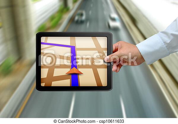 Gps tocpad - csp10611633