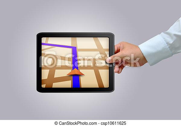 Gps tocpad - csp10611625