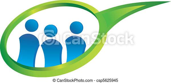Trabajo en equipo - csp5625945