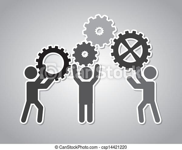 Trabajo en equipo - csp14421220