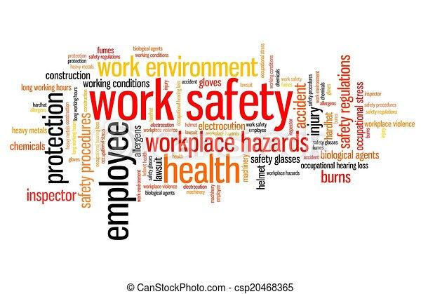 Seguridad en el trabajo - csp20468365